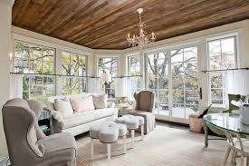 how to make wood paneling look modern 8 beautiful ceiling ideas that will make you want to look up more