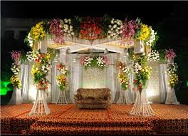 flowers decorations for stage weddings cadel michele home ideas