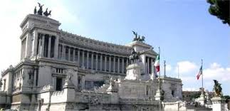 wedding cake building rome piazza venezia rome the wedding cake