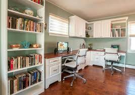 Warehouse Desks Home Office For 2 People U2013 Adammayfield Co