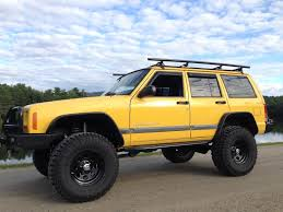 survival jeep cherokee overland build yellow jeep xj jeep cherokee forum