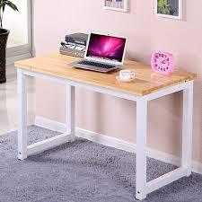 bureau d ordinateur pas cher table pas cher ordinateur de bureau de bureau en bois massif de