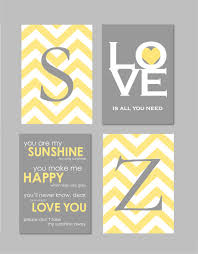 chevron bathroom ideas yellow and gray bathroom home decor prints you are my
