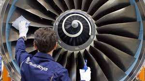 rolls royce jet engine rolls royce emirates order u0027will secure jobs across uk u0027 itv news