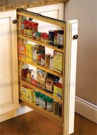 Pull Out Kitchen Cabinets Best 25 Pull Out Spice Rack Ideas On Pinterest Spice Cabinets