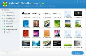 photo recovery android gihosoft android data recovery pro backup and restore software