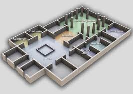 roman floor plan peachy design floor plan roman house 14 architecture museums