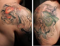 shoulder zodiac signs cancer leo virgo capricorn