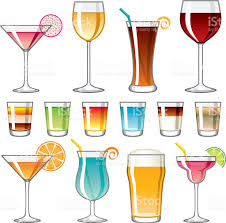 cocktail clipart cocktail clipart alcoholic drink pencil and in color cocktail