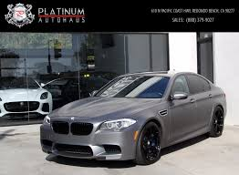 2013 bmw m5 matte paint stock 6008 for sale near redondo