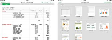 Microsoft Excel Templates For Mac Best Spreadsheet Apps For Numbers Drive Microsoft