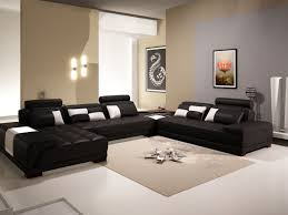 Pictures Of Living Rooms With Tan Couches Leather Living Room Furniture Stylish Leather Living Room