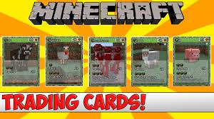 minecraft cards minecraft plugin tutorial trading cards