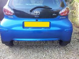 toyota installation photos parking sensors car kits fitted