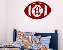 football bedroom etsy