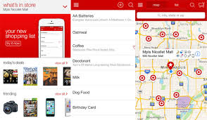 target black friday time targets updates ios app in time for black friday