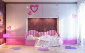 Pink Girls Bedroom Bedroom Good Looking Decoration In Girls Bedroom With White