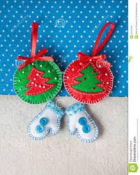 christmas felt toys royalty free stock images image 35742539