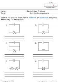 Parallel Circuit Problems Worksheet Circuit Symbols Worksheet Golkit Com