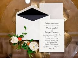 Abbreviation Of Rsvp In Invitation Card Invitation Wording For The Couple Hosting The Affair