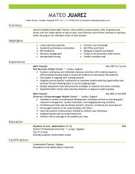 Science Teacher Resume Samples by Roundshotus Marvelous Leading Education Cover Letter Examples Amp
