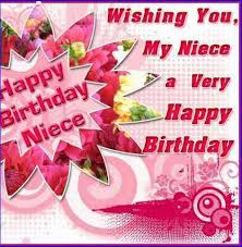 happy birthday cards for a niece home design ideas