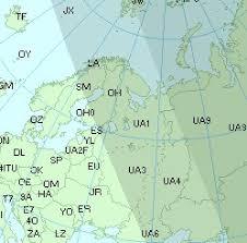 Maidenhead Locator Google Maps voacap quick guide hf propagation prediction and ionospheric