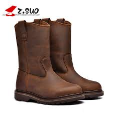 35 best boots high quality genuine leather boots images on z suo 16009n european popular mid calf high the best