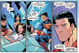 rewriting the life of superman lois lane and superboy today