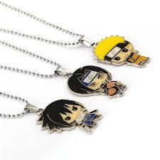 naruto anime necklace images Naruto sasuke itachi uchiha chibi figure necklace nerdlerd jpg