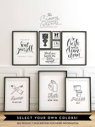 wall decor ideas for bathrooms wonderful you sprinkle when you tinkle bathroom wall sticker