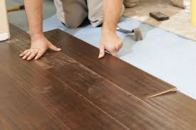 is handscraped laminate flooring a option the flooring