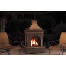 outdoor fireplace about calflame natural stone propane gas outdoor