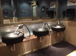 totally cool bathroom sinks picture of ford u0027s garage estero