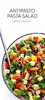 What Is Pasta Salad Rainbow Antipasto Pasta Salad Gimme Some Oven