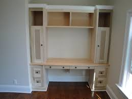 building a desk in a closet good great way to make a spare