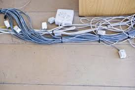 how to conceal electrical wires on the outside of a wall home