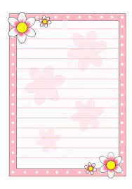 printable journal writing paper papeis de carta pinterest journal paperwriting