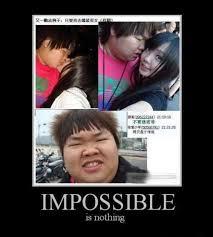 Impossible Meme - nothing is impossible meme slapcaption com funny pinterest