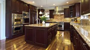 staining kitchen cabinets darker before and after how to clean your kitchen angi