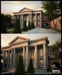 Classical House Design Classic House U0027bali U0027 By Neellss On Deviantart