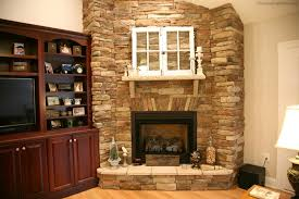 Furniture Placement In Living Room by Great Room U2013 Stone Fireplace And Custom Built In