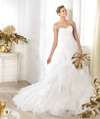 pronovias leiben size 3 wedding dress u2013 oncewed com