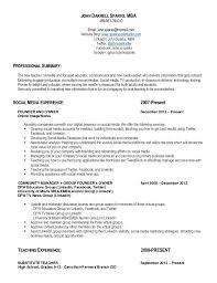 Online Instructor Resume Substitute Teacher Resume Berathen Com