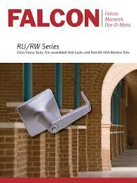 ru rw series fa 5165 rev06 07 lock security device door
