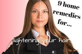 lighten you dyed black hair naturally how to lighten hair i grandmas home remedies