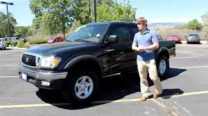 toyota trucks sa used car spotlight 2004 toyota tacoma prerunner v6 boulder