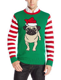 pug sweater sweater s pug at amazon s clothing store