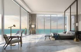 penthouse at l u0027atelier residences miami beach bedroom most