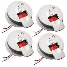 Install Smoke Detector Smoke Alarms Fire Safety The Home Depot